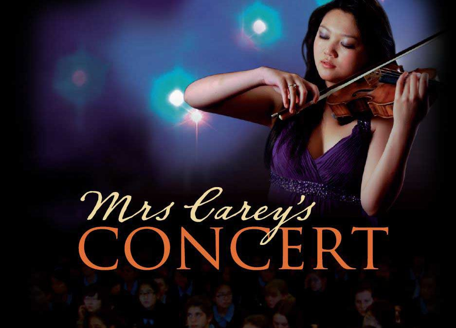 Mrs Carey's Concert at Vimeo on demand