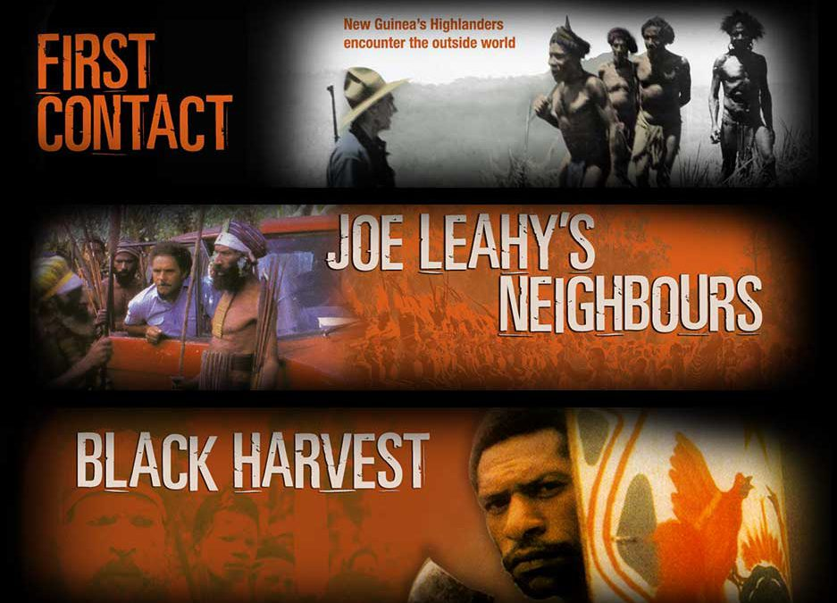 PNG Highland Trilogy at Vimeo on demand